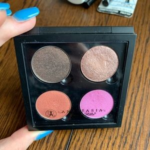Custom Anastasia Beverly Hills Eyeshadow Palette